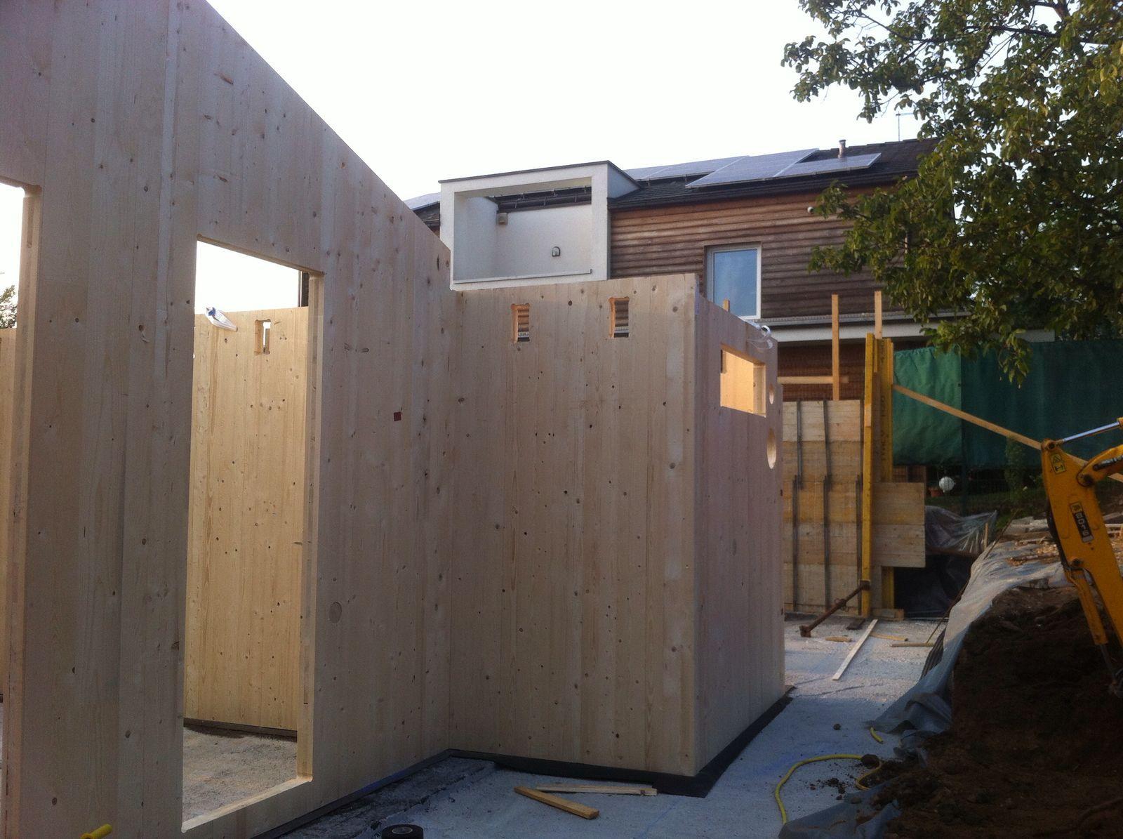 Casa in legno a Cermenate - Edifici e Case in legno